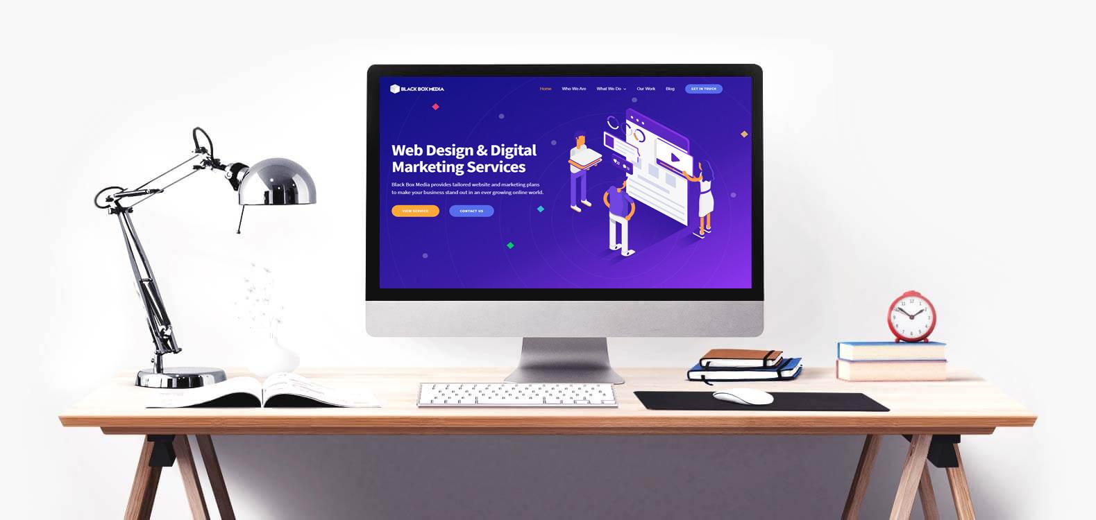 Website Design and Digital Marketing