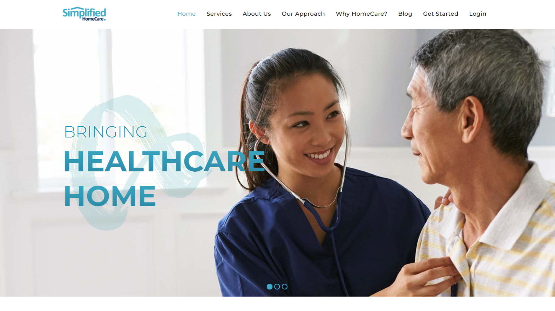 Site - Simplified Homecare